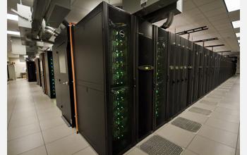una supercomputadora