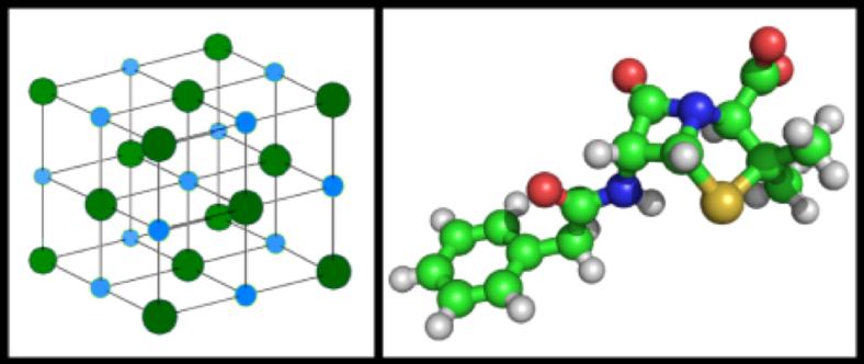 La Diferencia Atómica Entre Los Diamantes Y El Grafito